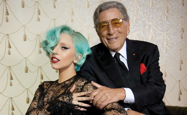 Lady Gaga Says Tony Bennett Saved Her Life