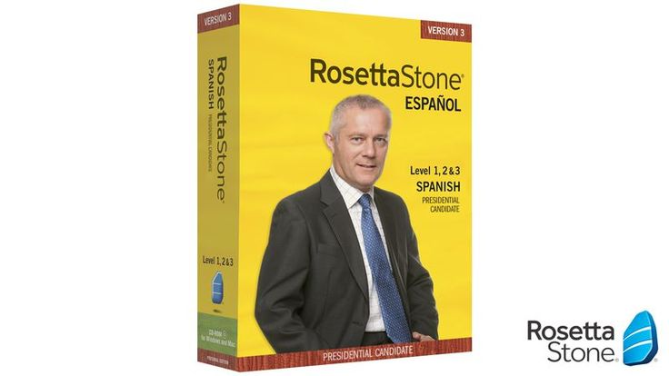 Rosetta Stone Offers New Spanish Language Course For Pandering Presidential Candidates