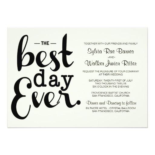 Best 25+ Funny wedding invitations ideas on Pinterest