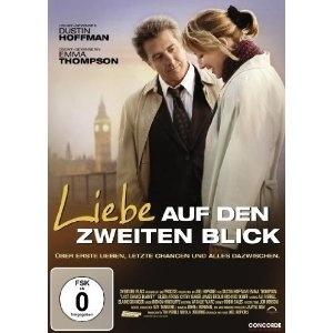 Liebe auf den zweiten Blick, 2008 - mit Dustin Hoffman und Emma Thompson  http://www.amazon.de/Liebe-auf-den-zweiten-Blick/dp/B002C1Y10K