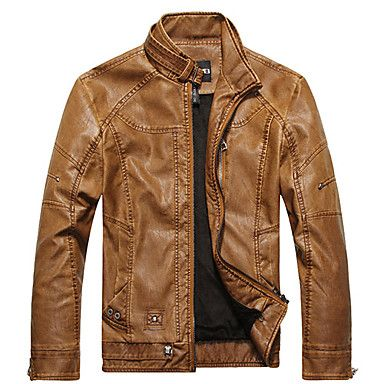 Men European Style Vintage Leather Jacket http://www.lightinthebox.com/men-s-european-style-vintage-leather-jacket_p954932.html?utm_medium=personal_affiliate&litb_from=personal_affiliate&aff_id=40344&utm_campaign=40344