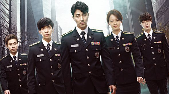 You're All Surrounded (aka We Have You Surrounded ) - One of the better dramas I've watched this year