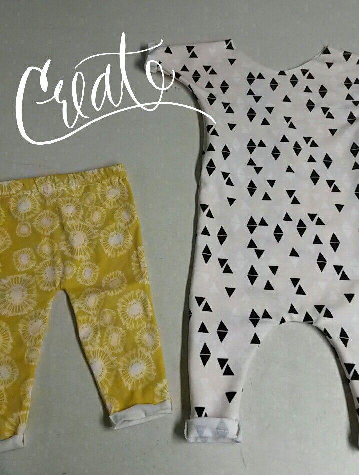 Legging & onesie