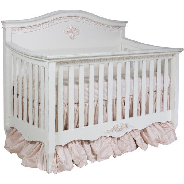 AFK Amelie Crib (1,870) liked on Polyvore featuring home