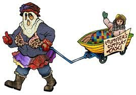 Image result for mummers painting