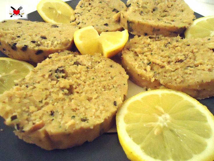 olpettone di tonno e patate -ricetta leggera