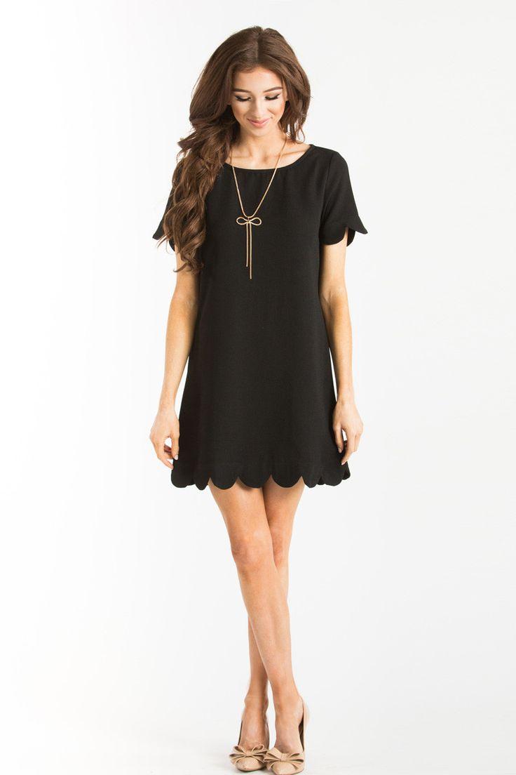 Pretty Black Dresses