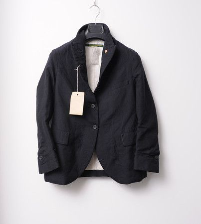 paul harnden - Wool 4-Button Traditional Blazer