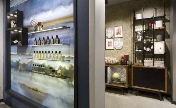 Diptyque, prima boutique italiana a Milano via brera 23