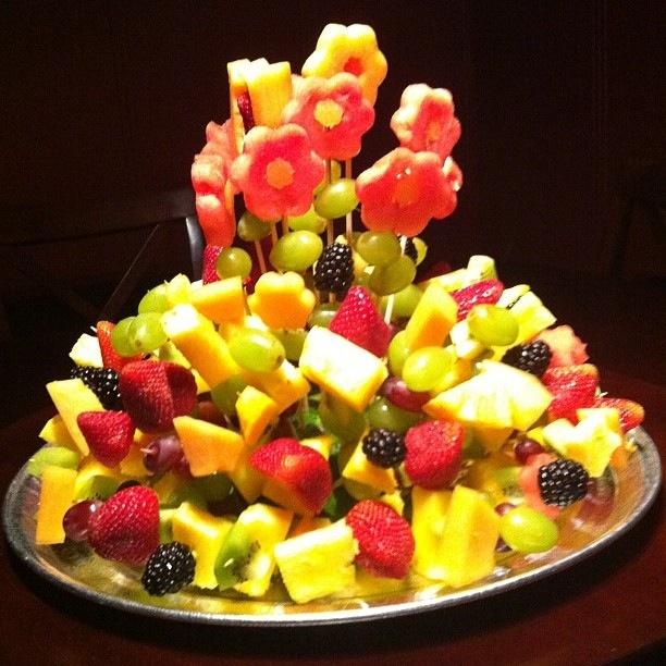 Fruit design food creations pinterest art