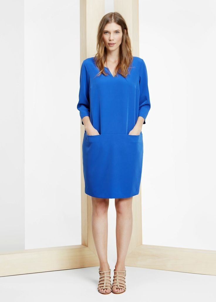 Moda dla puszystych Mango Curve wiosna-lato 2015 (do rozmiaru 52) - Szafa Size Plus