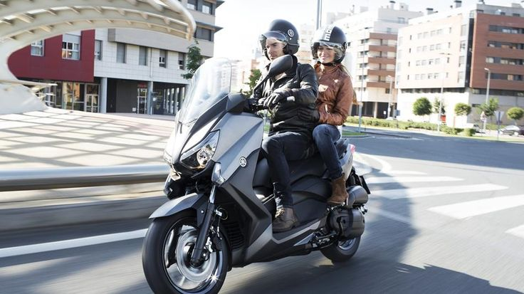 X-MAX 125 2014 - Scooters - Yamaha Motor España Marketing