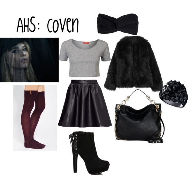 Clothes American Horror Story Coven Witches