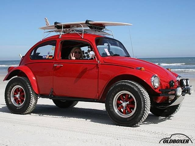 VW Fusca Beetle Baja