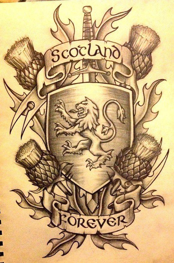 Scotland Forever by 76Bev.deviantart.com on @DeviantArt