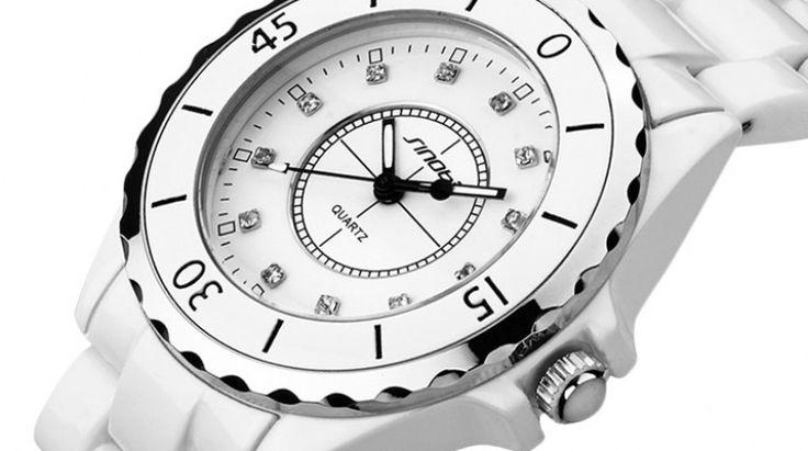 Astonishing  White Ceramic Ladies Watches and white ceramic womens fossil watches