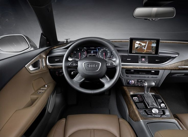 Nice Audi: Audi A7 - In Photos: 10 Best New-Car Interiors  Dream cars❤️❤️ Check more at http://24car.top/2017/2017/07/13/audi-audi-a7-in-photos-10-best-new-car-interiors-dream-cars%e2%9d%a4%ef%b8%8f%e2%9d%a4%ef%b8%8f/