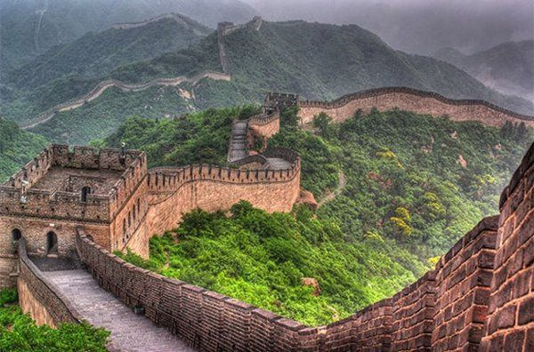 Disappearing wonders: World Heritage sites in danger