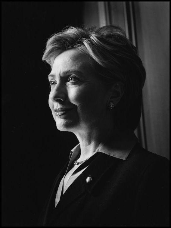 Secretary Hillary Clinton - Powerful women are always in style.