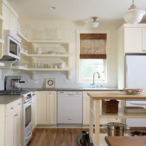 Best Cabinet Color Benjamin Moore Ivory White 925 Satin Enamel 400 x 300