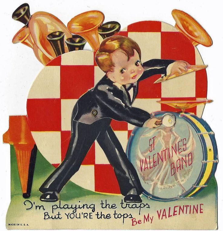 st valentine band