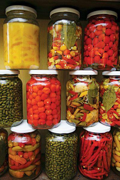Conserva de Pimenta (Brazilian Pickled Chiles) Recipe - Saveur.com