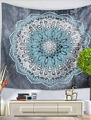 Wall+Decor+100%+Polyester+Artistic+Pattern+Wall+Art,Wall+Tapestries+of+1+–+CAD+$+59.13