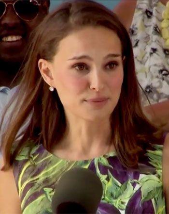 "Natalie Portman Reveals ""Dark,"" ""Depressive"" Times in Harvard Speech - Us Weekly"