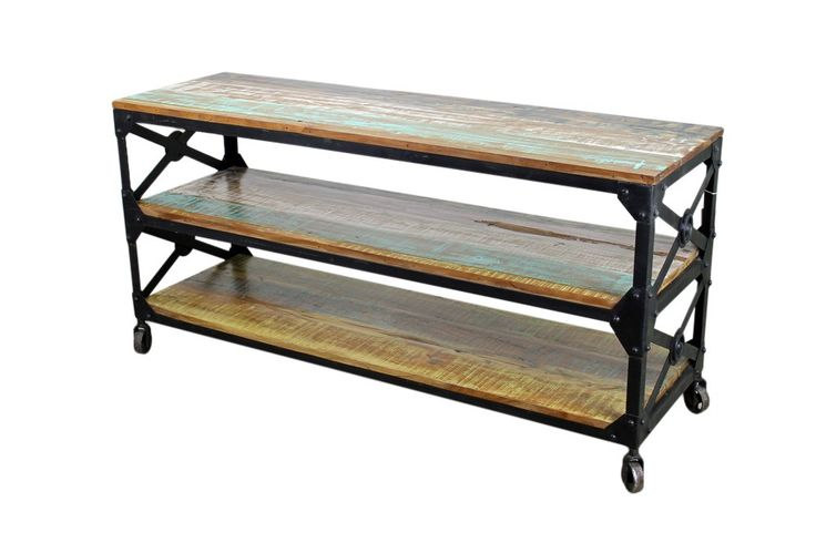 Industrial Tv Stand Bear Cave Pinterest
