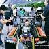 Globe Telecom President & CEO Ernest Cu Boards Lotus Formula 1 Racing Car
