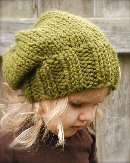 Free Knitting Pattern For Baby Slouch Hat : 17 Best ideas about Slouch Beanie on Pinterest Crochet patterns for beginne...