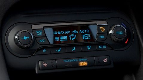 Ford KA+ automatic temperature control