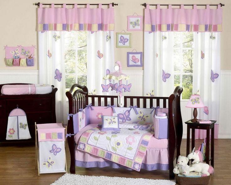 baby girl decorating room ideas. dear lillie baby room colorsbaby