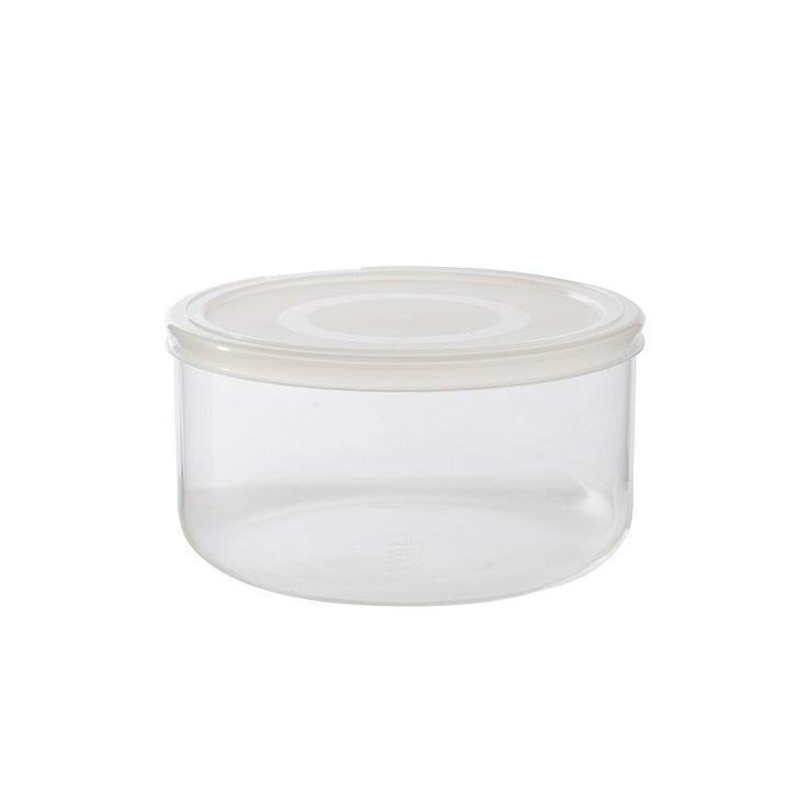 boite hermétique en verre 1.6l - zéro déchet et épicerie en vrac