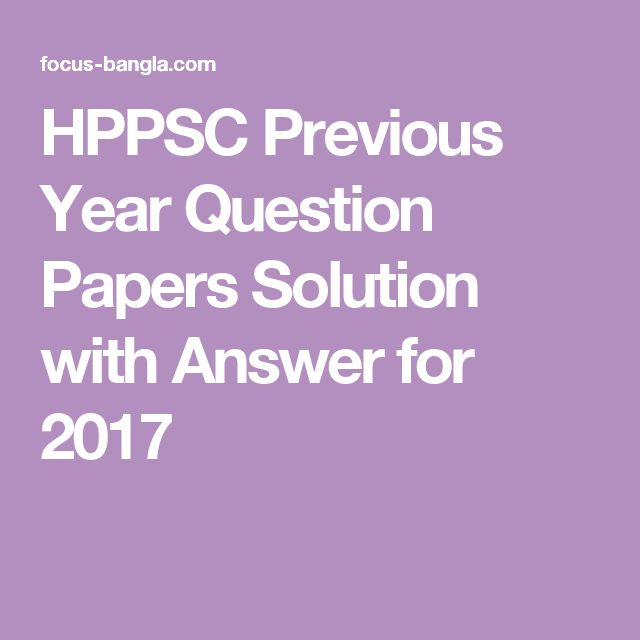 Research methods past year questions and
