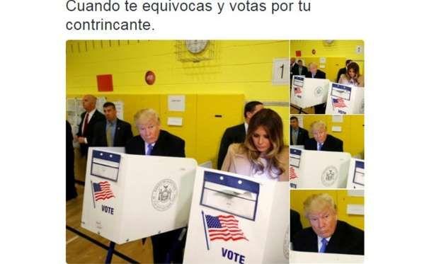 La votación del candidato republicano generó controversia. - Proporcionado por El Universal Compañía Periodística S.A. de C.V.