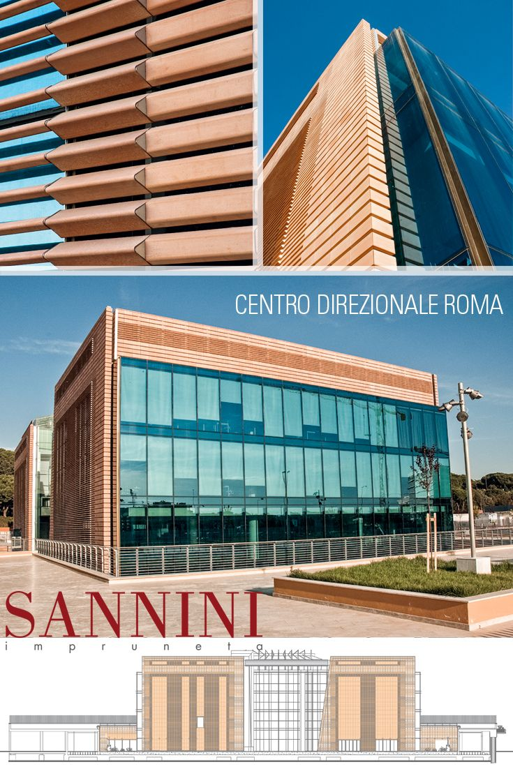 "CENTRO DIREZIONALE ROMA Una delle tre sedi italiane di una delle più importanti aziende d'informatica del mondo, è stata realizzata con il contributo del nostro ""Cotto d'Impruneta""........... continua: http://www.sannini.it/news-single-023.html Business Center Rome One of the three Italian headquarters of a world known high-tech company was realized upon the contribution of our ""Cotto from Impruneta"". continue: http://www.sannini.it/news-single-023-en.html"