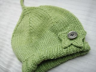 a perfectly simple baby hat... by pamela w allen
