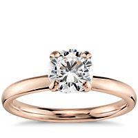0.59 Carat Diamond Monique Lhuillier Amour Solitaire Engagement Ring | Recently Purchased | Blue Nile