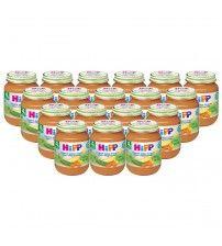 Hipp Organik Sebze Karışımı 125 gr 18 Adet