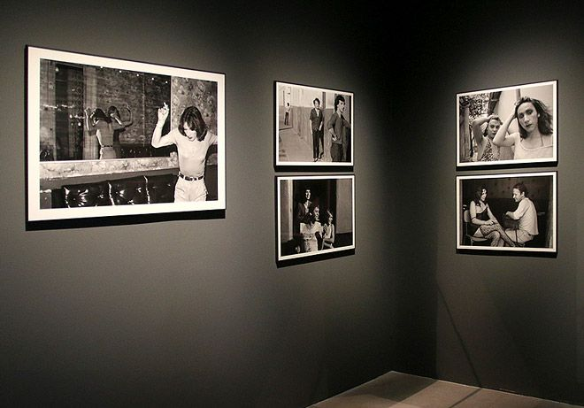 Paz Errázuriz / © Photo: Haupt & Binder. Bienal 2015 pabellón Chile
