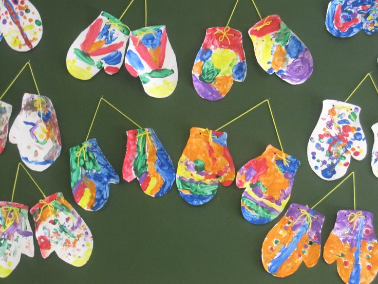 marvelous mitten activities for preschool | Teach Preschool