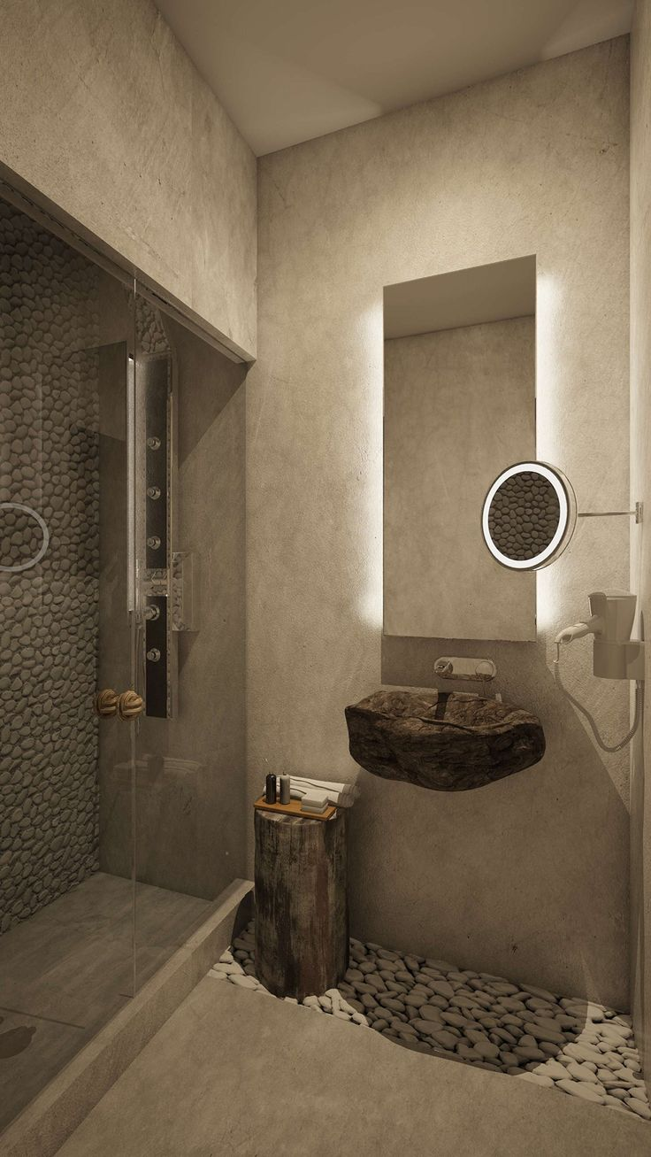 Kavos Junior Suite - Bathroom, Elakati Luxury Boutique Hotel, Rhodes , Greece