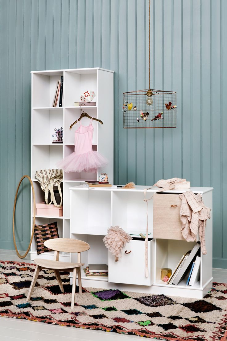Wood Collection - shelving units by Oliver Furniture.com