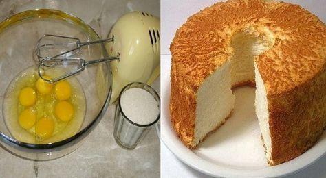 Вот как выпекают настоящий бисквит! Наконец-то нашла дельный рецепт… — В Курсе Жизни