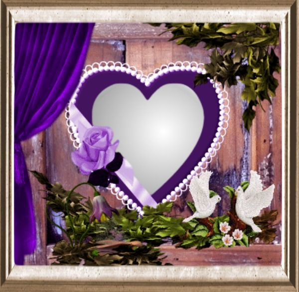 mpf 0069 - Miss You Picture Frames