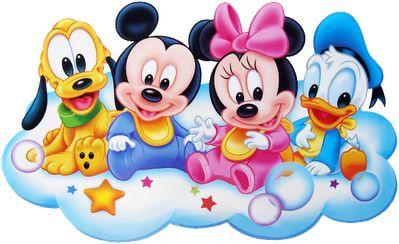Disney Cartoon Characters   Disney Babies Cartoon Clip Art Images