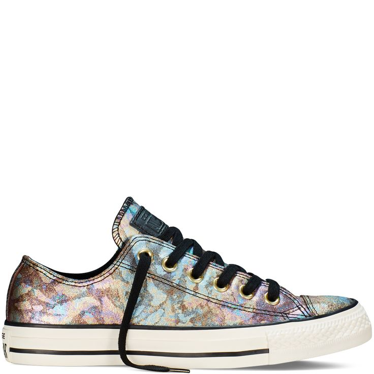 Chuck Taylor All Star Iridescent Leather - Converse