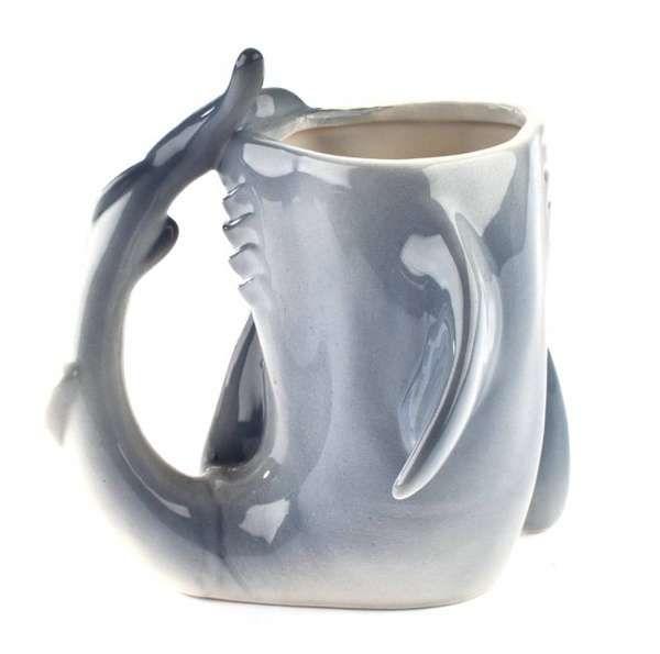 Shark mug!
