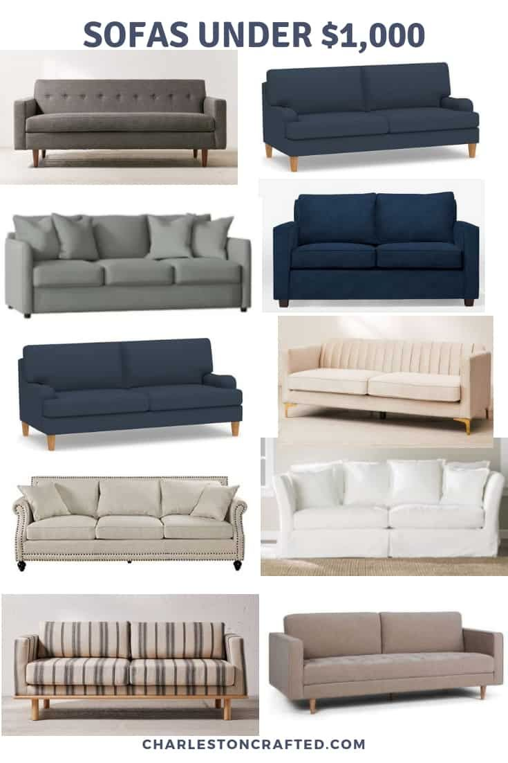 The 40 Best Cheap Sofas On The Internet In 2020 In 2020 Cheap Sofas Cheap Living Room Furniture Cheap Couch